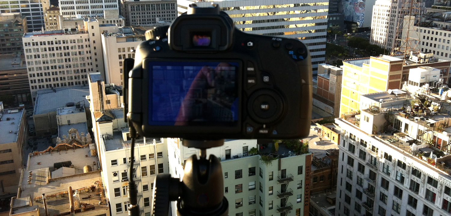 Los Angeles Time-Lapse Downtown