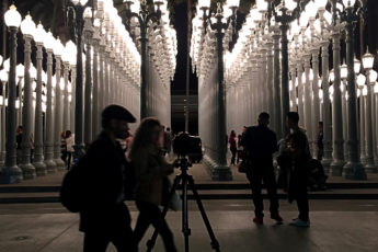 Los Angeles Time-Lapse LACMA