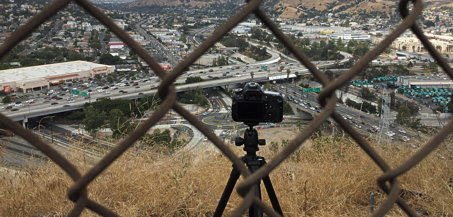 Los Angeles Time-Lapse Elysian Park