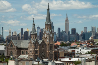 New York Time-Lapse Greenpoint