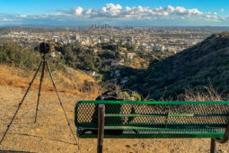 Runyon Canyon After The Rain