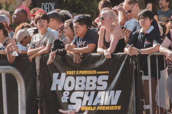 Hobbs & Shaw Movie Premiere in Hollywood